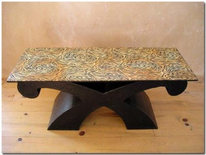 Sumatra coffee table